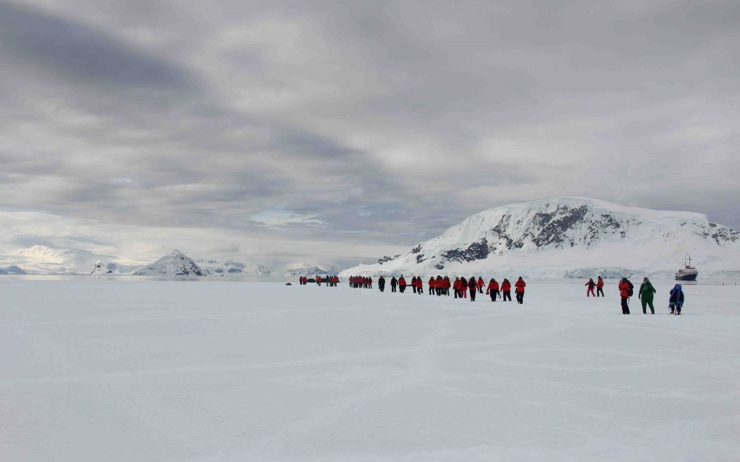 Fabian Dattner: Progress in Antarctica