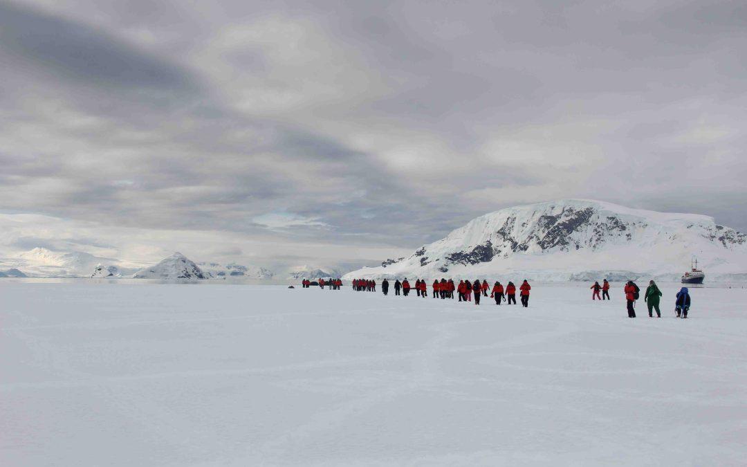 Fabian Dattner: Progress in Antarctica