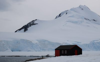 Final Antarctic landing: Port Lockroy