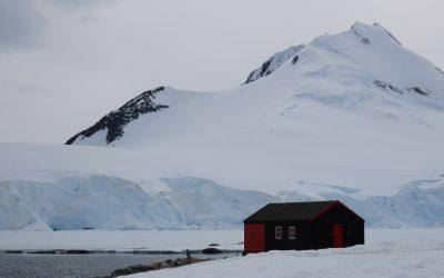 Final Antarctic landing: Port Lockroy