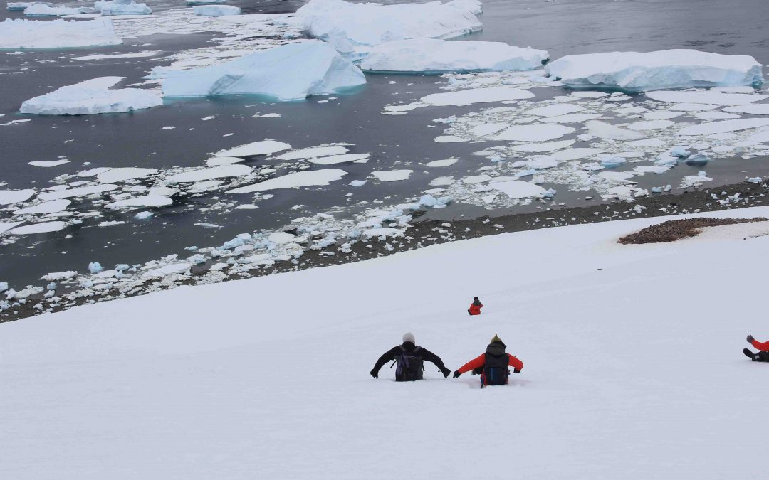 Greg Mortimer OAM to lead next Homeward Bound Antarctic expedition