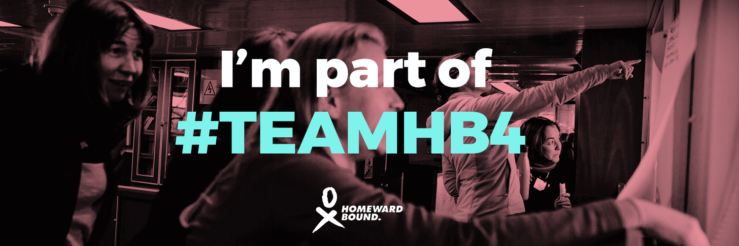 Introducing #TeamHB4: our fourth group of women leaders