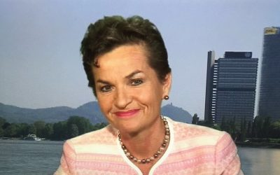Christiana Figueres joins #TeamHB3 on-board faculty