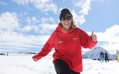 Witnessing changes in Antarctica's ancient forests: Professor Sharon Robinson