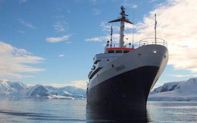 Life on the Ushuaia (not a luxury cruise!): Fabian Dattner