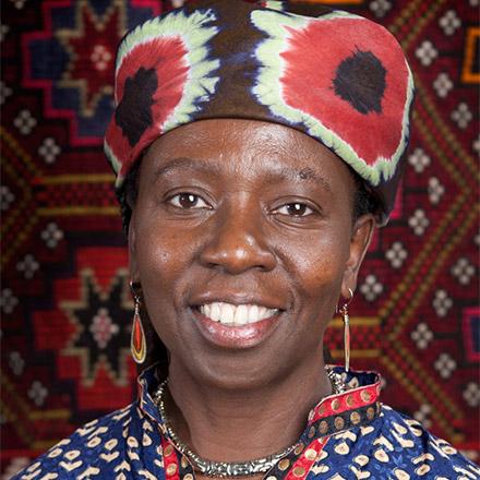 Dr Musimbi Kanyoro