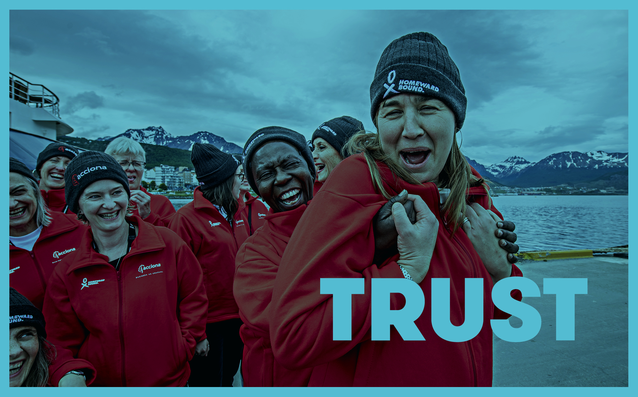 We Need Trust to Build Strong Leaders