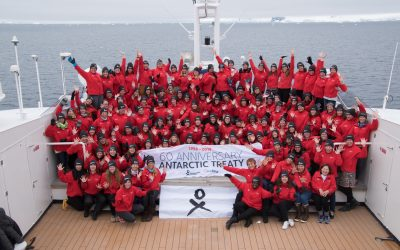 Happy Birthday Antarctica   How Science Diplomacy Can Save the Planet