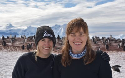 Homeward Bound: Learning leadership in and from Antarctica