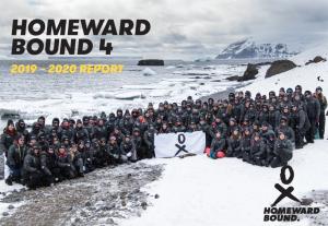 Homeward Bound 4, 2019-220 - Project Report