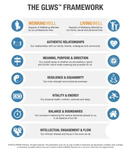 THE Global Leadership Wellbeing Survey (GLWS) Framework