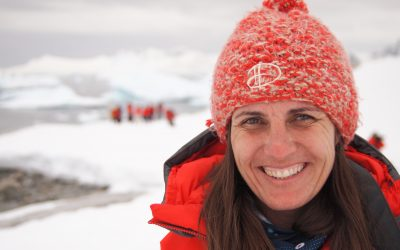 Leading the science – Nicole Webster #TeamHB1