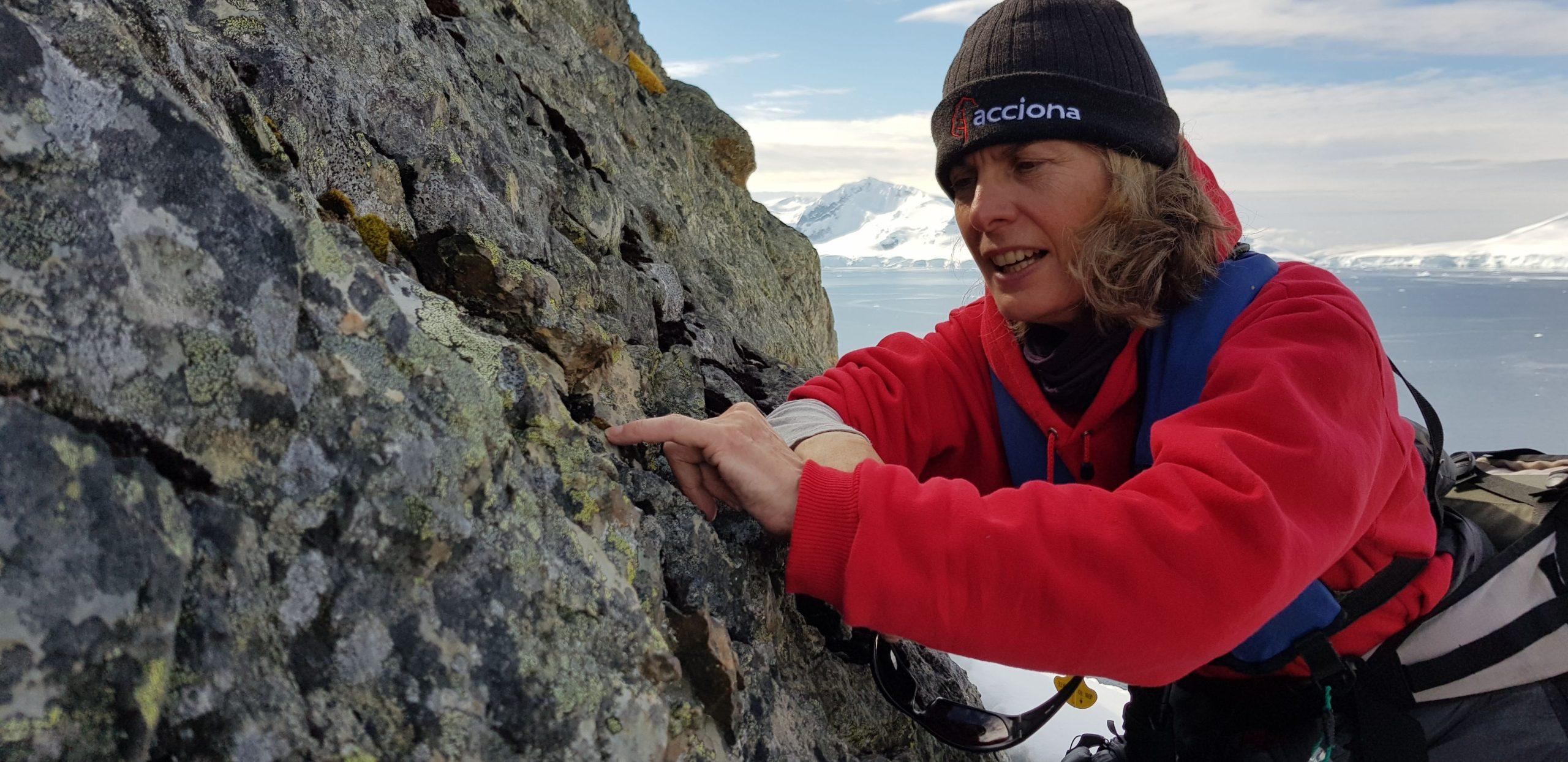 Prof. Sharon Robinson - Australian Museum Eureka Prize Finalist 2021 - Homeward Bound Projects