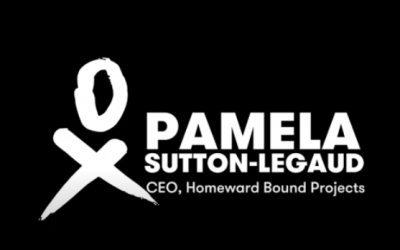 Welcome our new CEO, Pamela Sutton-Legaud